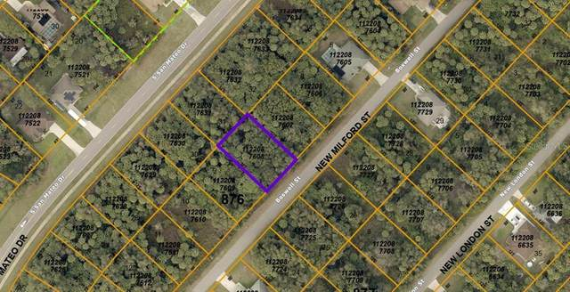 Boswell Street, North Port, FL 34288 (MLS #A4504201) :: Your Florida House Team