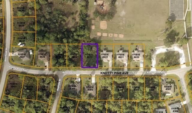 Knotty Pine Avenue, North Port, FL 34288 (MLS #A4504202) :: Armel Real Estate