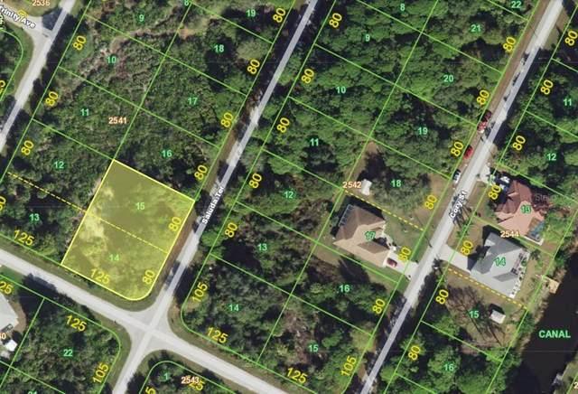 105 & 113 Saluda Terrace, Port Charlotte, FL 33953 (MLS #A4504237) :: RE/MAX Marketing Specialists
