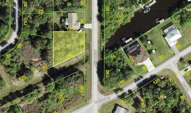 4159 Gillot Boulevard, Port Charlotte, FL 33981 (MLS #A4504242) :: Frankenstein Home Team