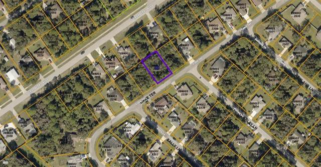 3523 Cake Terrace, North Port, FL 34286 (MLS #A4504262) :: Cartwright Realty