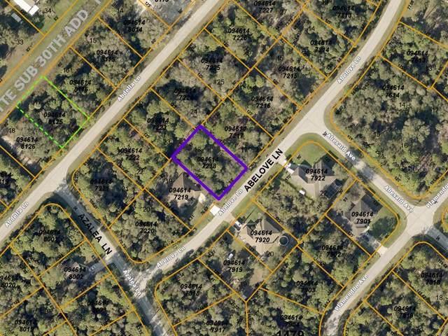 Abelove Lane, North Port, FL 34291 (MLS #A4504281) :: Coldwell Banker Vanguard Realty