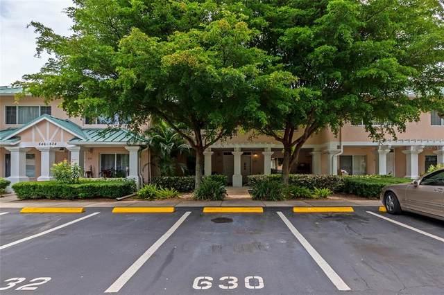 630 Cohen Way #630, Sarasota, FL 34236 (MLS #A4504291) :: Griffin Group