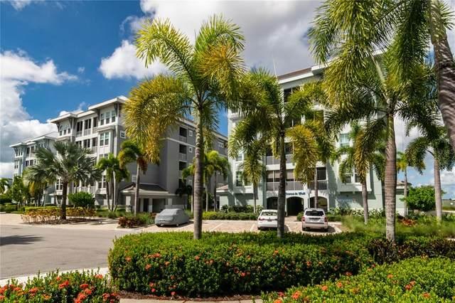 395 Aruba Circle #103, Bradenton, FL 34209 (MLS #A4504343) :: Delgado Home Team at Keller Williams