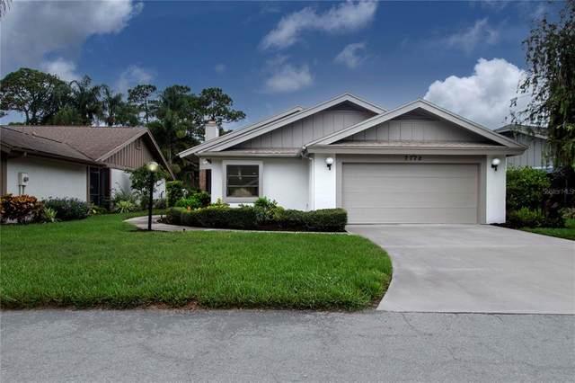 7772 Pine Trace Drive, Sarasota, FL 34243 (MLS #A4504374) :: Medway Realty