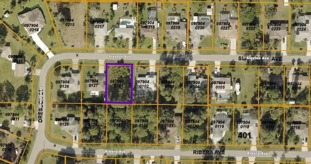 0979040101 Slayton Avenue, North Port, FL 34286 (MLS #A4504382) :: RE/MAX Local Expert