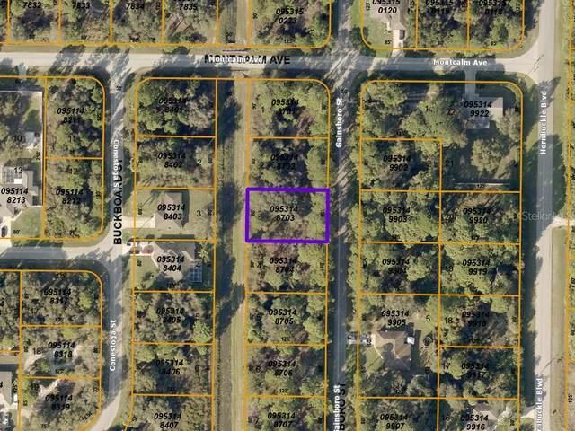 Gainsboro Street, North Port, FL 34291 (MLS #A4504418) :: Coldwell Banker Vanguard Realty