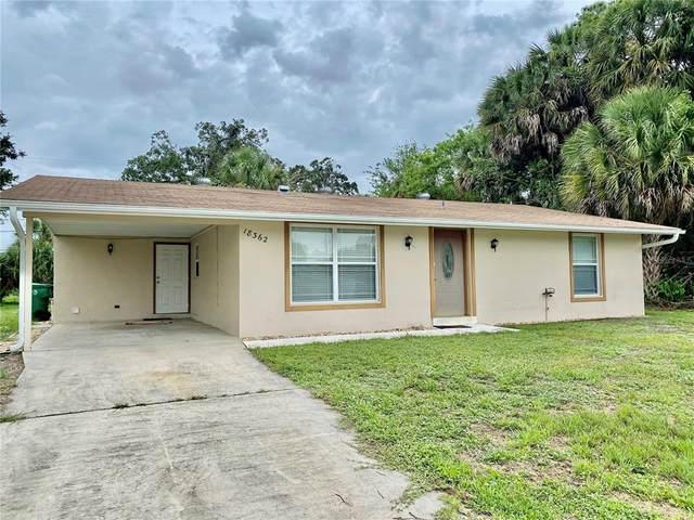 18362 Ackerman Avenue, Port Charlotte, FL 33948 (MLS #A4504437) :: Expert Advisors Group