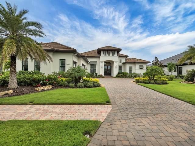 16509 Kendleshire Terrace, Bradenton, FL 34202 (MLS #A4504482) :: Team Pepka