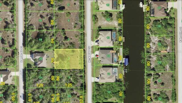 10523 Mcalester Circle, Port Charlotte, FL 33981 (MLS #A4504486) :: Your Florida House Team