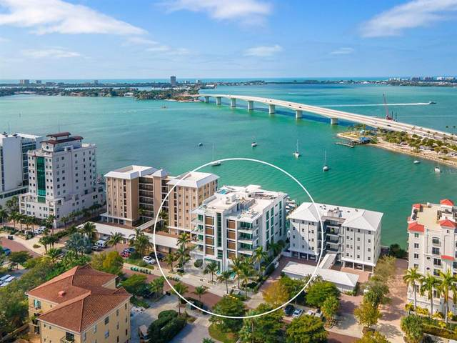 188 Golden Gate Point #301, Sarasota, FL 34236 (MLS #A4504513) :: GO Realty