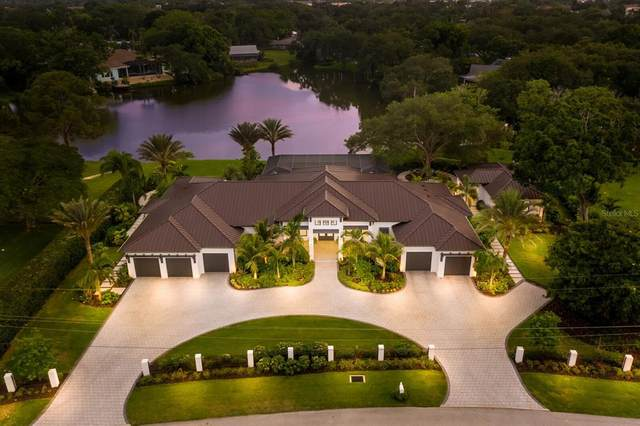 3260 E Forest Lake Drive, Sarasota, FL 34232 (MLS #A4504542) :: Griffin Group