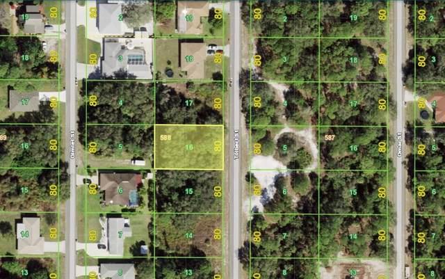 2305 Tolbert Street, Port Charlotte, FL 33948 (MLS #A4504580) :: Frankenstein Home Team