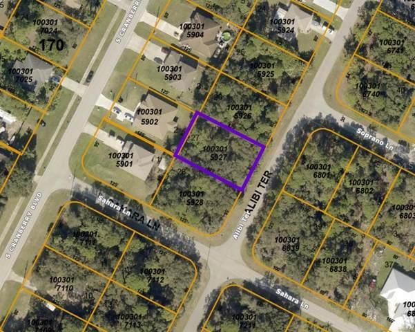 Alibi Terrace, North Port, FL 34286 (MLS #A4504592) :: Sarasota Property Group at NextHome Excellence