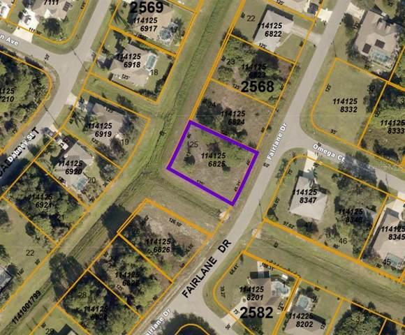 Fairlane Drive, North Port, FL 34288 (MLS #A4504608) :: Armel Real Estate