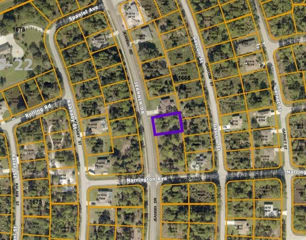 Jeannin Drive, North Port, FL 34288 (MLS #A4504617) :: Rabell Realty Group