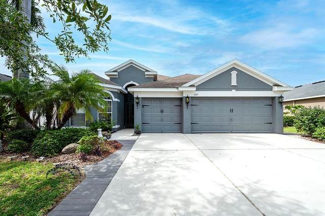 407 York Dale Drive, Ruskin, FL 33570 (MLS #A4504660) :: The Home Solutions Team | Keller Williams Realty New Tampa