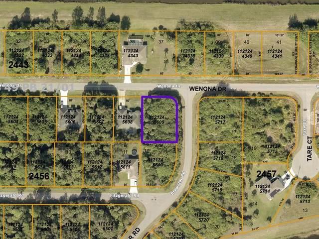 Brewster (Corner) Road, North Port, FL 34288 (MLS #A4504689) :: Vacasa Real Estate