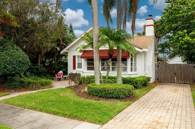 740 Lantana Avenue, Clearwater, FL 33767 (MLS #A4504711) :: Zarghami Group