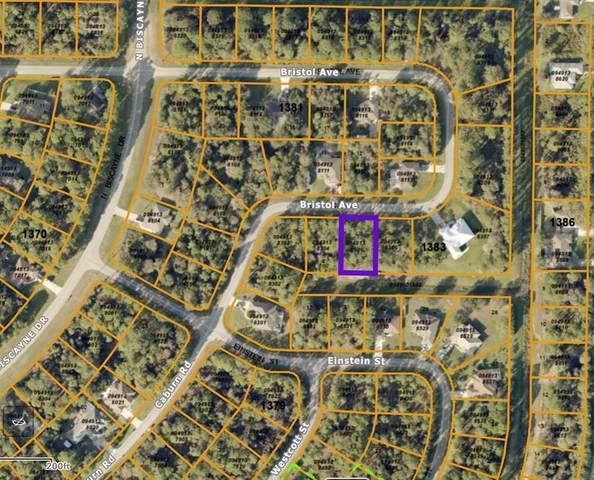 Lot 5 Bristol Avenue, North Port, FL 34291 (MLS #A4504729) :: Coldwell Banker Vanguard Realty