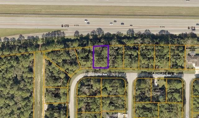 4569 Sea Horse Avenue, North Port, FL 34286 (MLS #A4504764) :: RE/MAX Marketing Specialists
