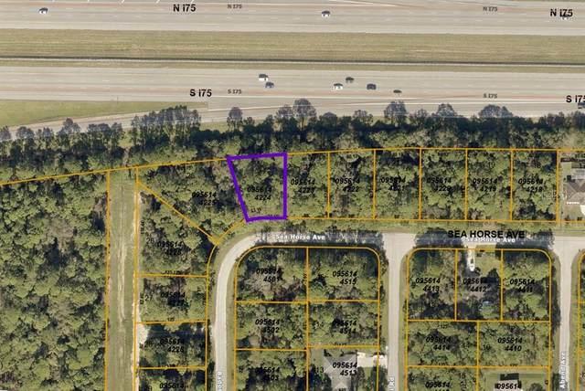 Sea Horse Avenue, North Port, FL 34286 (MLS #A4504765) :: RE/MAX Marketing Specialists