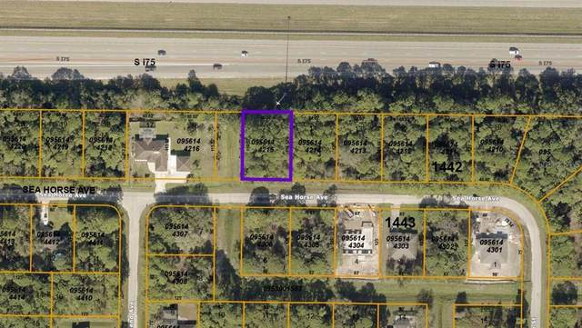 Sea Horse Avenue, North Port, FL 34286 (MLS #A4504766) :: RE/MAX Marketing Specialists