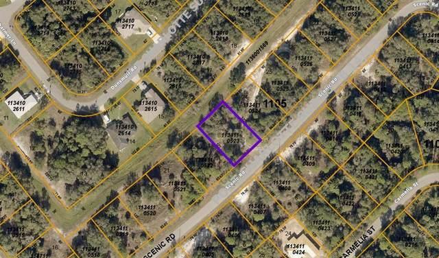 Scenic Road, North Port, FL 34288 (MLS #A4504768) :: Coldwell Banker Vanguard Realty