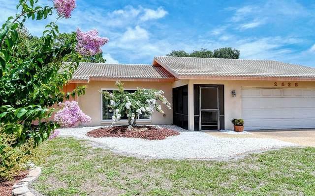2535 Carlisle Place, Sarasota, FL 34231 (MLS #A4504796) :: Vacasa Real Estate