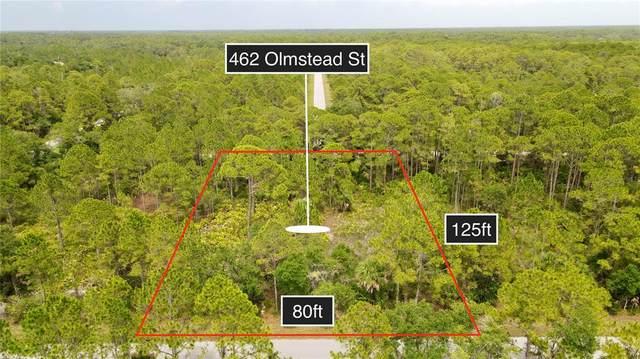 462 Olmstead Street, Port Charlotte, FL 33953 (MLS #A4504797) :: Vacasa Real Estate