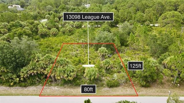 13098 League Avenue, Port Charlotte, FL 33953 (MLS #A4504799) :: Vacasa Real Estate