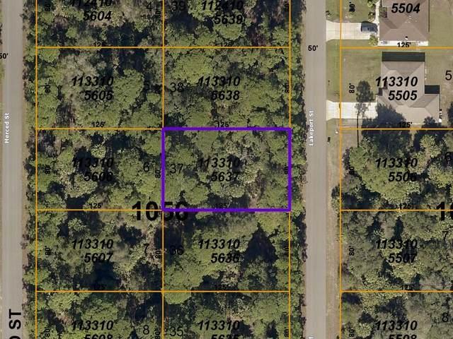 Lakeport Street, North Port, FL 34288 (MLS #A4504801) :: Coldwell Banker Vanguard Realty