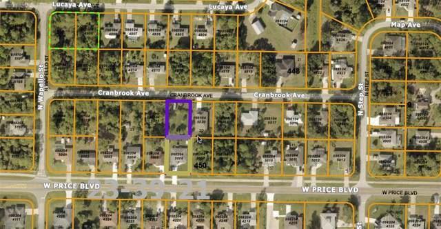 TBD Cranbrook Avenue, North Port, FL 34286 (MLS #A4504826) :: Armel Real Estate