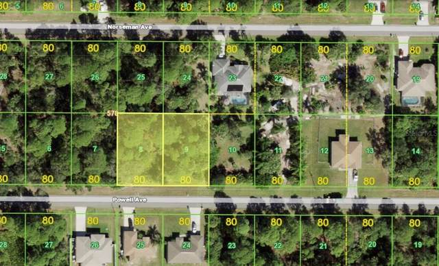 17426 & 17434 Powell Avenue, Port Charlotte, FL 33948 (MLS #A4504856) :: Frankenstein Home Team
