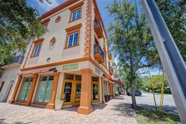 445 N Orange Avenue #303, Sarasota, FL 34236 (MLS #A4504873) :: Tuscawilla Realty, Inc