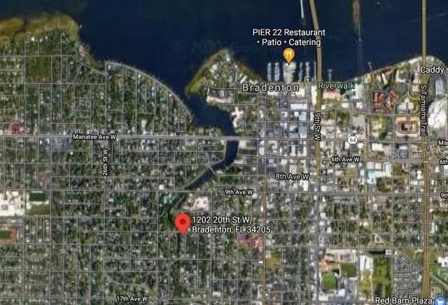 1202 20TH Street W Vacant Lot, Bradenton, FL 34205 (MLS #A4504878) :: RE/MAX Elite Realty