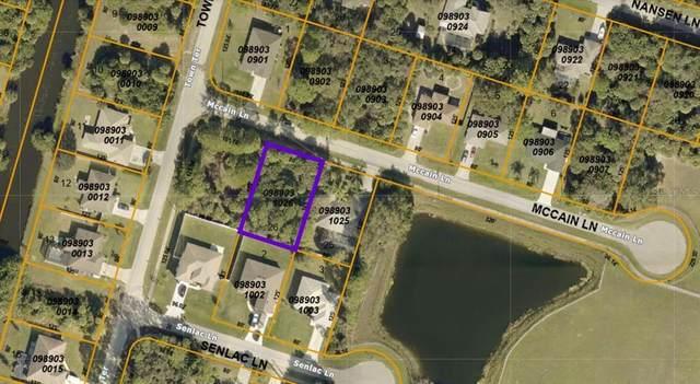 0989031026 Mccain Lane, North Port, FL 34286 (MLS #A4504894) :: Armel Real Estate