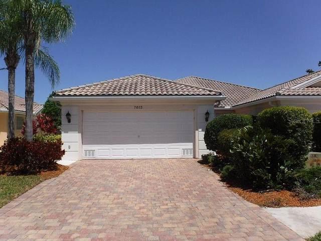 7613 Camminare Drive, Sarasota, FL 34238 (MLS #A4504898) :: Team Pepka