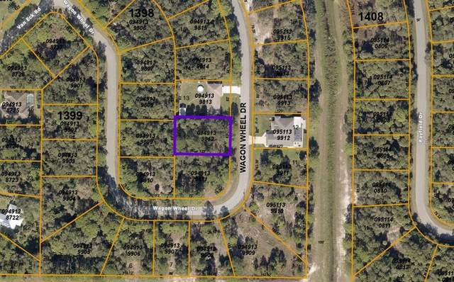 Wagon Wheel Drive, North Port, FL 34291 (MLS #A4504906) :: Coldwell Banker Vanguard Realty