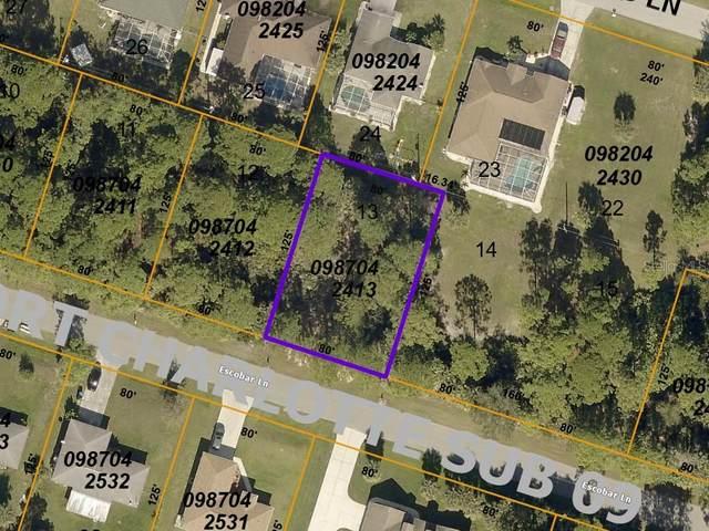 Escobar Lane, North Port, FL 34286 (MLS #A4504926) :: Coldwell Banker Vanguard Realty