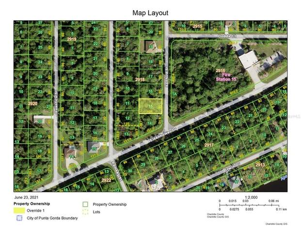 1323 Sanford Street, Port Charlotte, FL 33953 (MLS #A4504927) :: Zarghami Group