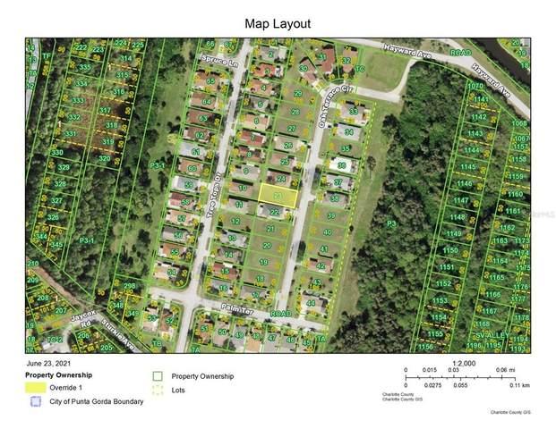 4270 Oak Terrace Circle, Port Charlotte, FL 33953 (MLS #A4504948) :: Zarghami Group