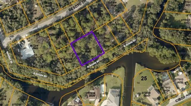 0772160048 D Ariola Drive, North Port, FL 34287 (MLS #A4505014) :: Frankenstein Home Team