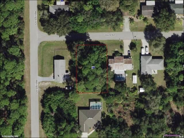 18367 Wayne Avenue, Port Charlotte, FL 33948 (MLS #A4505016) :: Zarghami Group