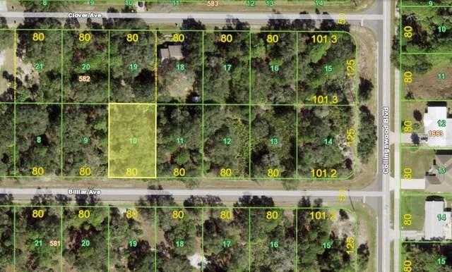 17488 Billiar Avenue, Port Charlotte, FL 33948 (MLS #A4505027) :: Frankenstein Home Team