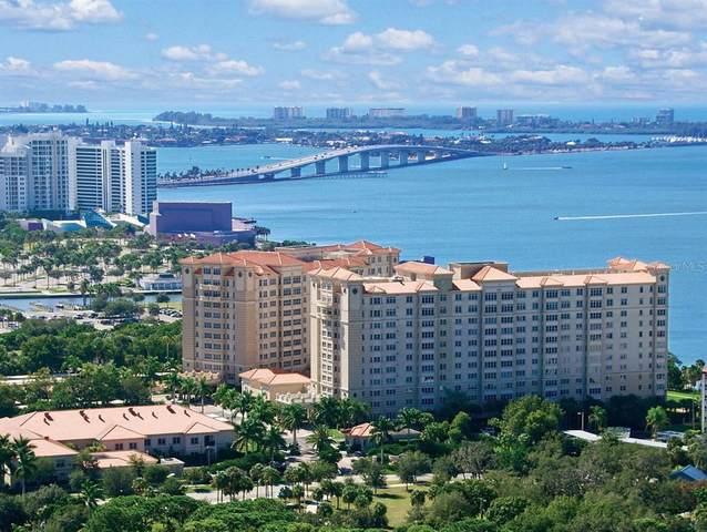1301 N Tamiami Trail #812, Sarasota, FL 34236 (MLS #A4505055) :: Stellar Home Sales