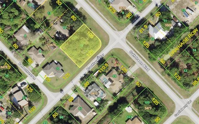 7263 Brookhaven Terrace, Englewood, FL 34224 (MLS #A4505088) :: Rabell Realty Group