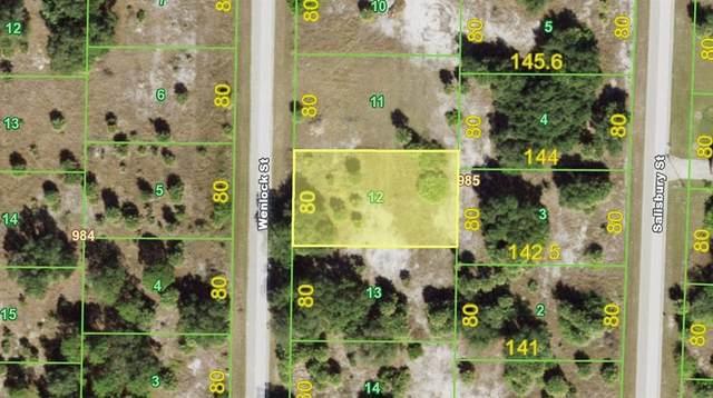 432 Wenlock Street, Port Charlotte, FL 33954 (MLS #A4505094) :: Prestige Home Realty