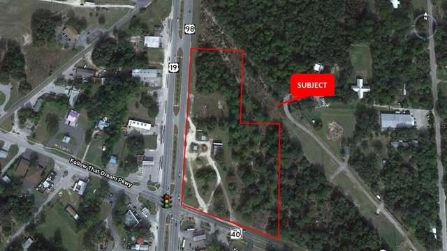 3 Highway 19 N, Inglis, FL 34449 (MLS #A4505131) :: Team Bohannon
