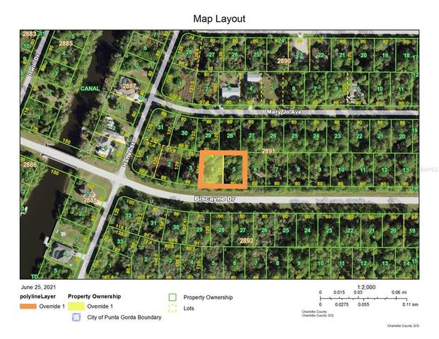 708 and 716 Biscayne Drive, Port Charlotte, FL 33953 (MLS #A4505219) :: Everlane Realty